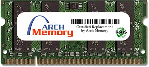 Arch Memory 2 GB 200-Pin DDR2 So-dimm RAM for ASUS Eee PC 1005P (Seashell)