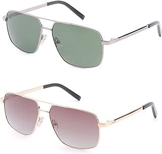 Mojiken MSM002 Aviator Polarized Sunglasses for Men UV400...