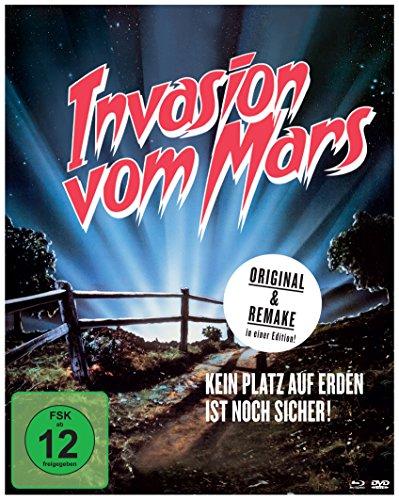 Invasion vom Mars (+ 2 DVDs) [Blu-ray]