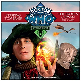 Doctor Who: Serpent Crest Part 2 - The Broken Crown Titelbild