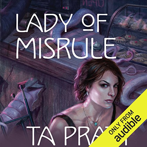 Couverture de Lady of Misrule