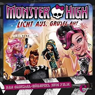 Licht aus, Grusel an! (Monster High) Titelbild