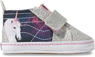 Vans Infant Digi Unicorn SK8-HI Crib Shoes