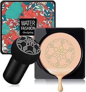 Mushroom Head Air Cushion CC Cream Foundation Cover Concealer Nude Makeup Moisturizing Brightening Pigment Liquid Foundati...