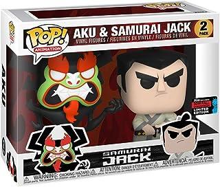 Funko POP! Animación: Aku y Samurai Jack, Exclusiva Convención de Otoño
