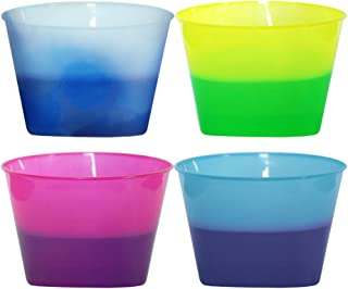 Color Changing Mood Bowl, Set of 8, Assorted Colors … - MADE IN USA