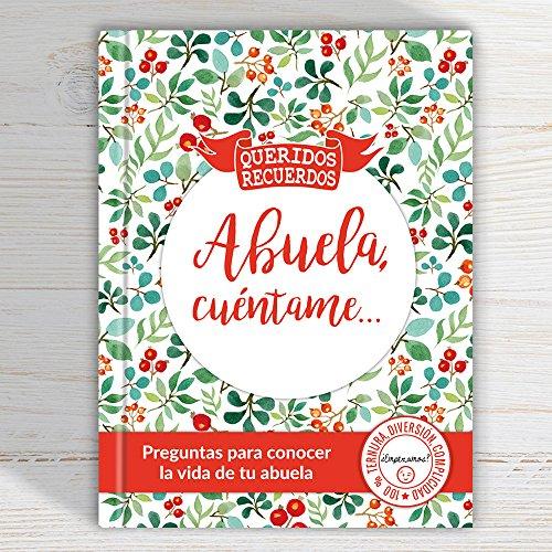 CALLE DEL REGALO Colección de Libros Cuéntame de Queridos Recuerdos (Abuela cuéntame)
