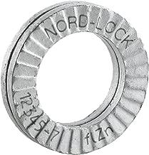 Wedge Locking Washer Carbon STL Zinc Flake Coated Through Hardened M8 (5/16) 20 glued Pairs/Pack