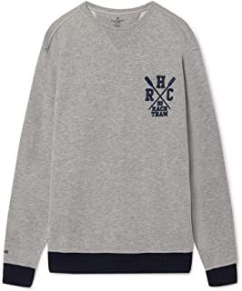 Hackett London Men's Hrc Crew Sweatshirt