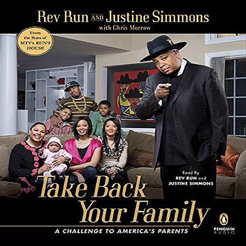 Take Back Your Family audiobook cover art