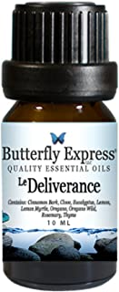 Butterfly Express Deliverance Essential Oil Blend 10 ml