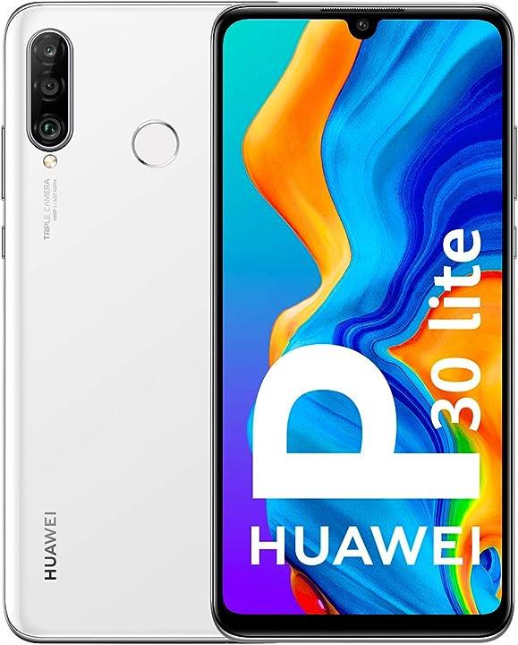 Huawei p30 lite pearl white 6.15