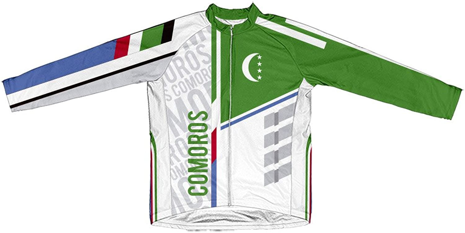 Comgolds ScudoPro Long Sleeve Cycling Jersey for Women