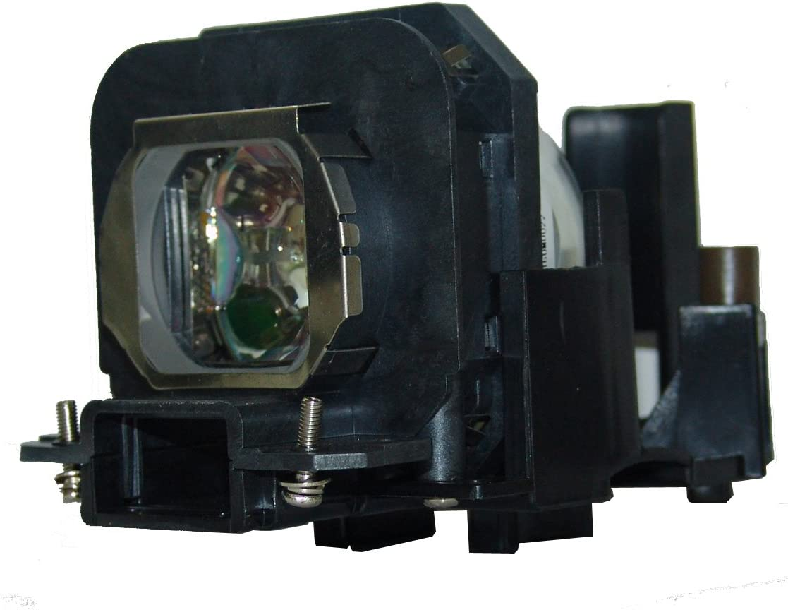 Lamp Replacement for Panasonic PT-AX200U Projector with Original Philips UHP Bulb Inside.