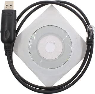 KENMAX USB Programming Cable for KPG-4 6 Pin Kenwood Radio TM-271 TK-6110K TK-630 TK-705 TK-705D TK-706