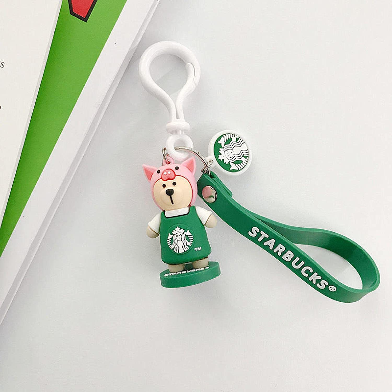SZLGPJ Bear Zodiac Character Doll ! Super beauty product restock quality top! Car Keychain Bag Couple Popular shop is the lowest price challenge Pendan