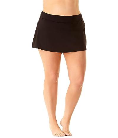 Anne Cole Rock Classic Swim Skirt