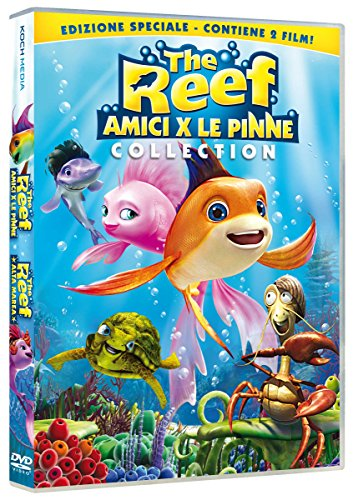 The Reef - Amici per le Pinne Collection (2 DVD)