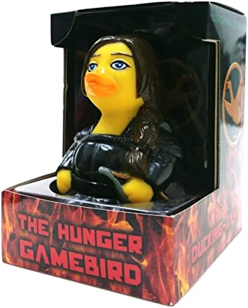 CelebriDucks The Hunger Gamebirds Quackniss Rubber Duck Bath Toy