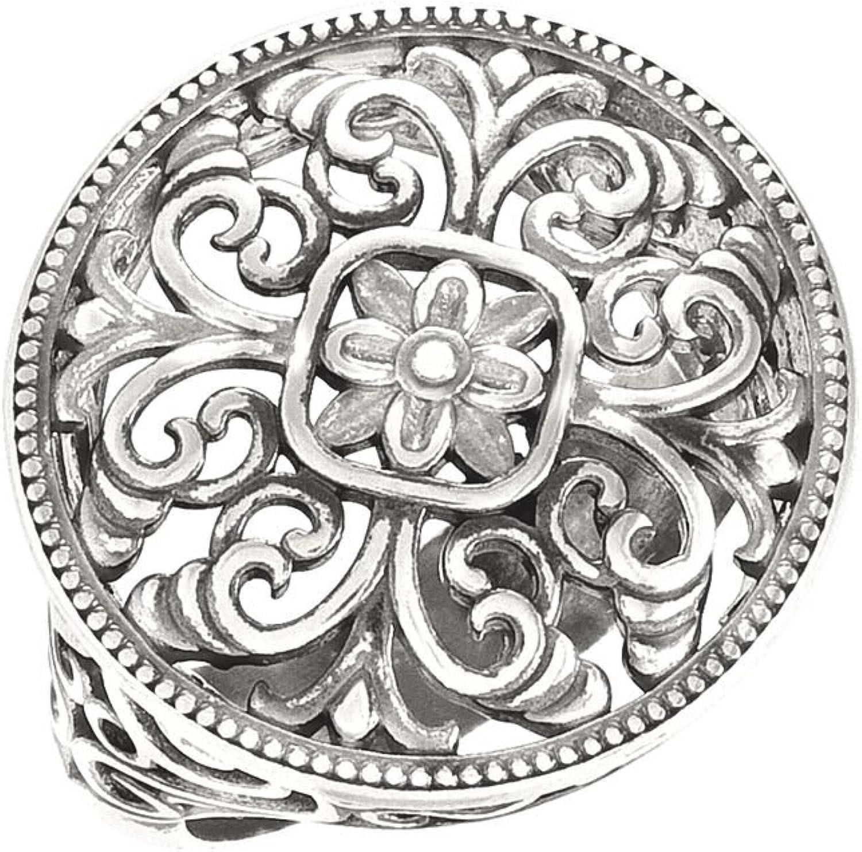 Beautiful Sterling silver 925 sterling Sterlingsilver Precious Metal Fash Ring Mount