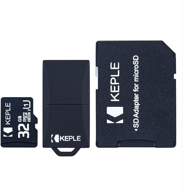 Tarjeta de Memoria Micro SD da 32GB | MicroSD Compatible con Polaroid Snap/Touch POLSTBP Pol-STBP/POLSTB Pol-STB/POLSTBL Pol-STBL/POLSTR Pol-STR/POLSTPR Pol-STPR Fotocamera | 32 GB