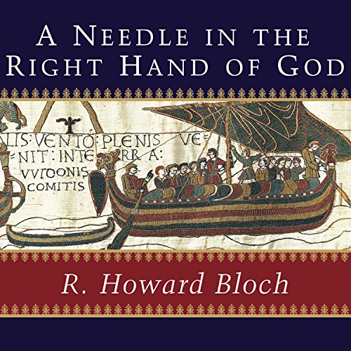 A Needle in the Right Hand of God  audiobook cover art