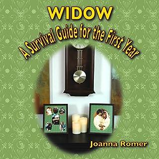 Widow audiobook cover art