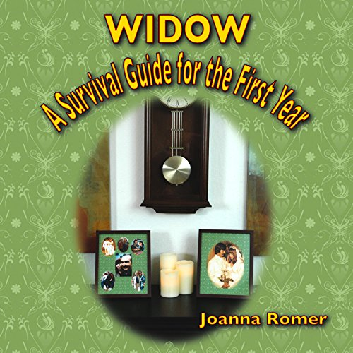 Widow audiobook cover art