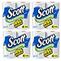 Scott Rapid Dissolve Bath Tissue Made for RVs and Boats