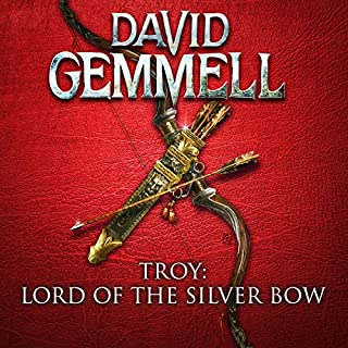 Lord of the Silver Bow audiobook cover art