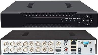 16 Channels 2MP(1080P) JOOAN DVR Recorder Hybrid 5-in-1 DVR H.265 16CH Security Digital..
