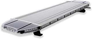 Aviator TIR Emergency 3 watt LED Light Bar 48 in (Amber/White)