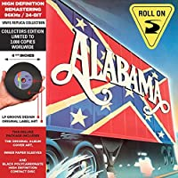 Roll On - Cardboard Sleeve - High-Definition CD Deluxe Vinyl Replica by Alabama (2014-09-02)