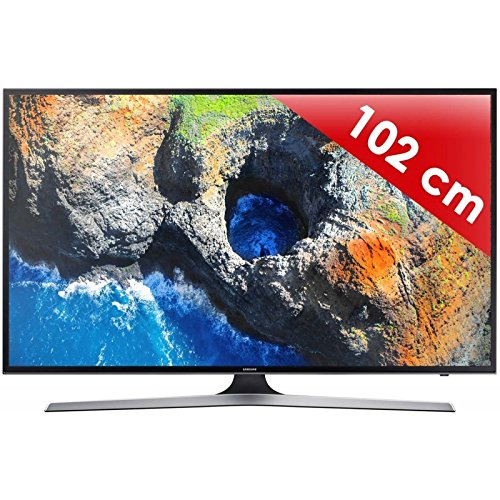 SAMSUNG 40 mu6105 televisor LED 40 Smart TV Ultra HD 102 cm: Amazon.es: Electrónica