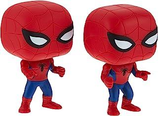 FUNKO POP MARVEL - SPIDER-MAN VS SPIDER MAN 2 PACK