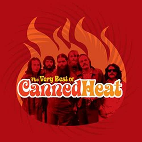 The Very Best Of Canned Heat By Canned Heat On Amazon