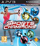 GIOCO PS3 SPORT CHAMPIONS by Sony Entertainment