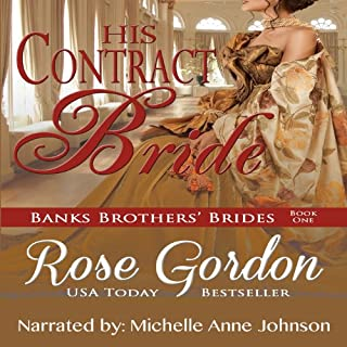 His Contract Bride audiobook cover art