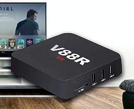 AUSHA® V88R Android Box 4GB RAM 32GB ROM RK3318 Quad-Core Support Dual WiFi 5G ,3D ,4K