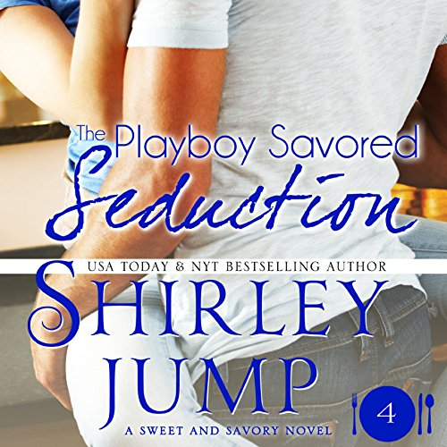 The Playboy Savored Seduction audiobook cover art