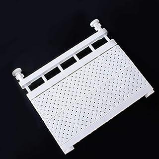 Séparateur d'étagère extensible pour penderie, armoire de cuisine, salle de bain, bibliothèque