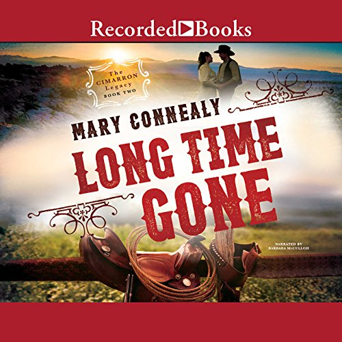 Long Time Gone audiobook cover art