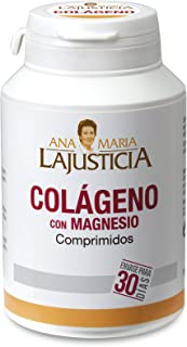 ANA MARIA LAJUSTICIA COLAGENO con MAGNESIO 180comp.