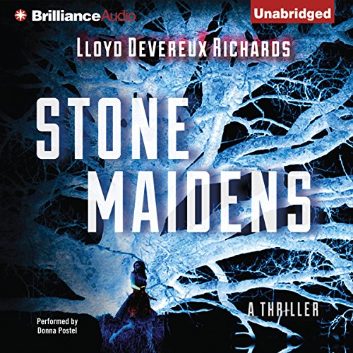Stone Maidens audiobook cover art