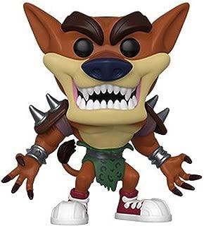 Funko Pop! Games: Crash Bandicoot - Tiny Tiger