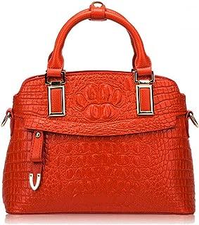 Handbags Female Durable Commuter Tote Bag Crocodile Dumpling Bag Shoulder Bag Wild Messenger Bag
