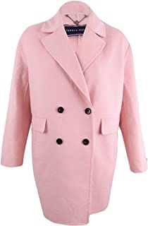 tommy hilfiger women's double breasted peacoat