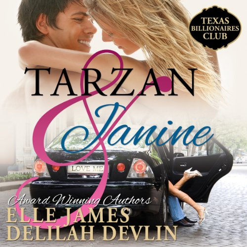 Tarzan & Janine audiobook cover art