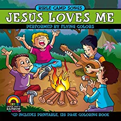 Bible Camp Songs: Jesus Loves Me
