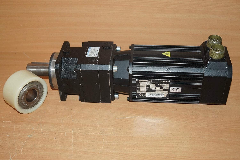 Paker Hauser Servo Motor 026-740400 HDY115A6-88S1 + Stber Getriebe P501PN0050